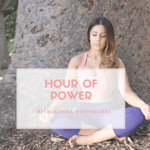 HOUR OF POWER