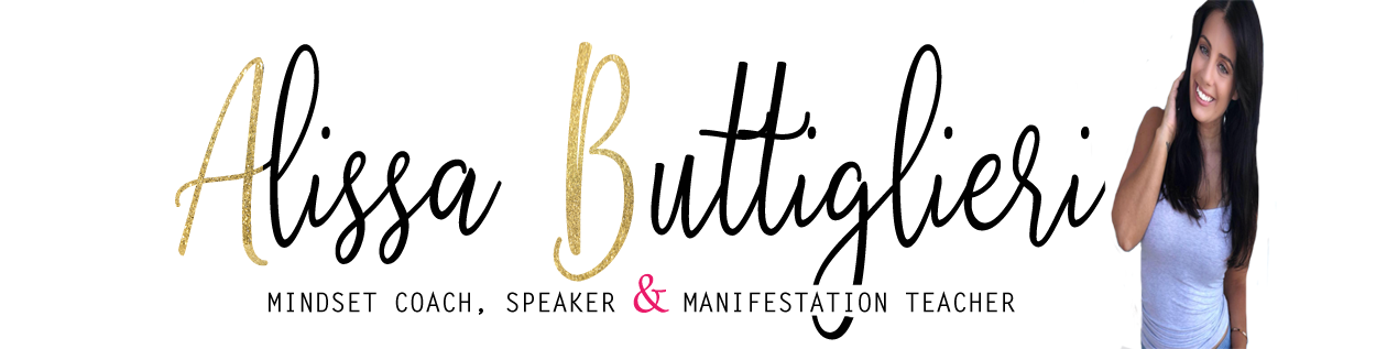 alissa buttiglieri | mindset coach and manifestation teacher